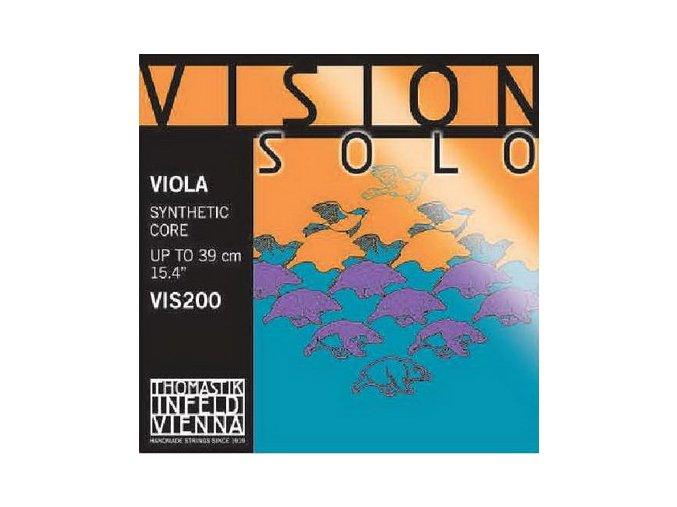 421 thomastik vision solo set vis200