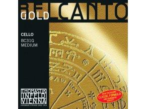 535 thomastik belcanto gold d bc27g