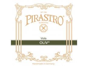 1168 pirastro oliv steif c 220442