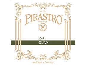 1309 pirastro oliv set 231020