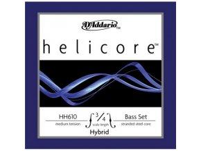 1822 d addario helicore hh610 3 4m set