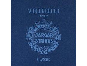 2011 jargar classic violoncello set