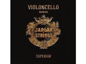 2038 jargar superior violoncello set