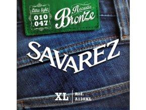 2143 savarez acoustic a130xl bronze