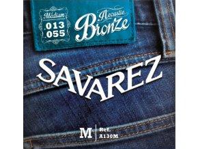 2152 savarez acoustic a130m bronze