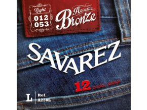 2158 savarez acoustic a230l bronze