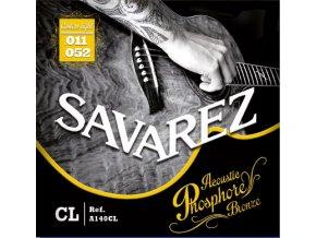 2164 savarez acoustic a140cl phoshor bronze