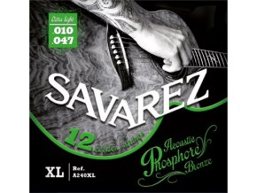 2173 savarez acoustic a240xl phoshor bronze