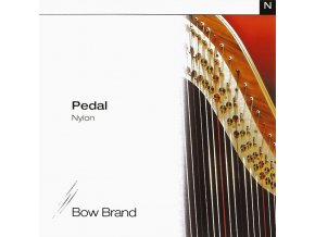 2524 1 bow brand pedal nylon set 4 oktava