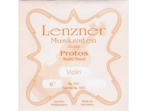 5785 lenzner protos violin set 3 4