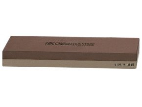 Dictum 711005 - King Combination Stone, Grit 1000/6000, 205 x 50 x 25 mm