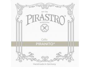 8703 1 pirastro piranito set 3 4 1 2 635040