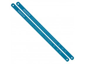 Dictum 712541 - Replacement Blades for Metal Coping Saw, Length 250 mm, 18 Teeth per Inch