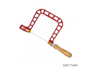 Dictum 712551 - Knew Concepts Coping Saw, Jaw Depth 125 mm