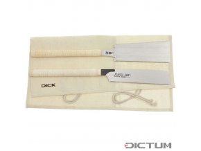 Dictum 712642 - Hattori® 2-Piece Saw Set