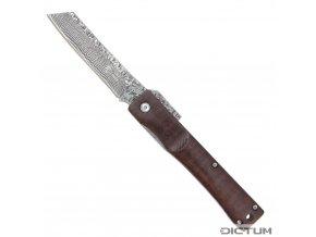 Dictum719698 - Folding Knife Higo-Style Suminagashi