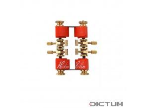 Dictum 735610 - Herdim® Rib Corner Clamp, Violin, Viola (4 spindles)