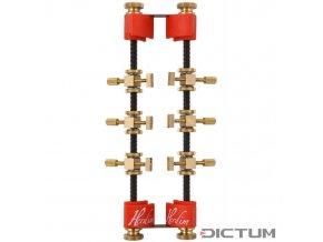 Dictum 735615 - Herdim® Rib Corner Clamp, Cello (6 spindles)