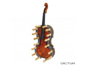 Dictum 735640 - Herdim® Gluing Clamps, 6-Piece Set, Violin