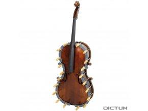 Dictum 735641 - Herdim® Gluing Clamps, 6-Piece Set, Cello