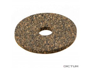 Dictum 735653 - Rubber Cork Pads for Herdim® Gluing Clamps, Bass