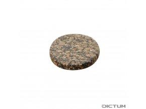Dictum 735651 - Rubber Cork Pads for Herdim® Repair Clamps, Ø 12 mm