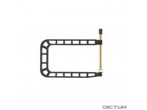 Dictum 735728 - Herdim® Repair Clamp, Jaw Depth 150 mm