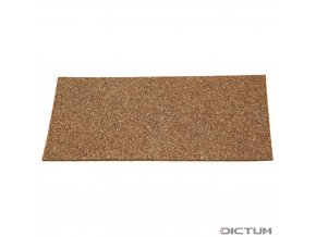 Dictum 735660 - Rubber Cork Pads, 100 x 50 mm, 10 Pieces