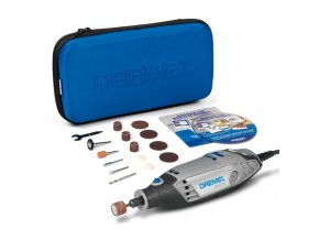 Dictum 704122 Dremel 3000-15 Multipurpose Rotary Tool Kit