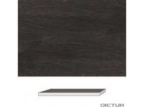 17909 dictum 831021 ebony 300 x 50 x 15 mm