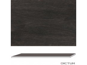 17912 dictum 831022 ebony 520 x 70 x 8 mm