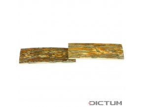 17957 dictum 831090 mammoth handle scales brown 55 x 18 x 5 mm