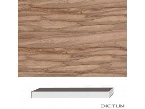 17972 dictum 831106 sicilian olivewood 300 x 65 x 65 mm