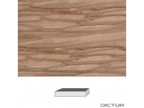 18011 dictum 831135 sicilian olivewood 150 x 30 x 30 mm