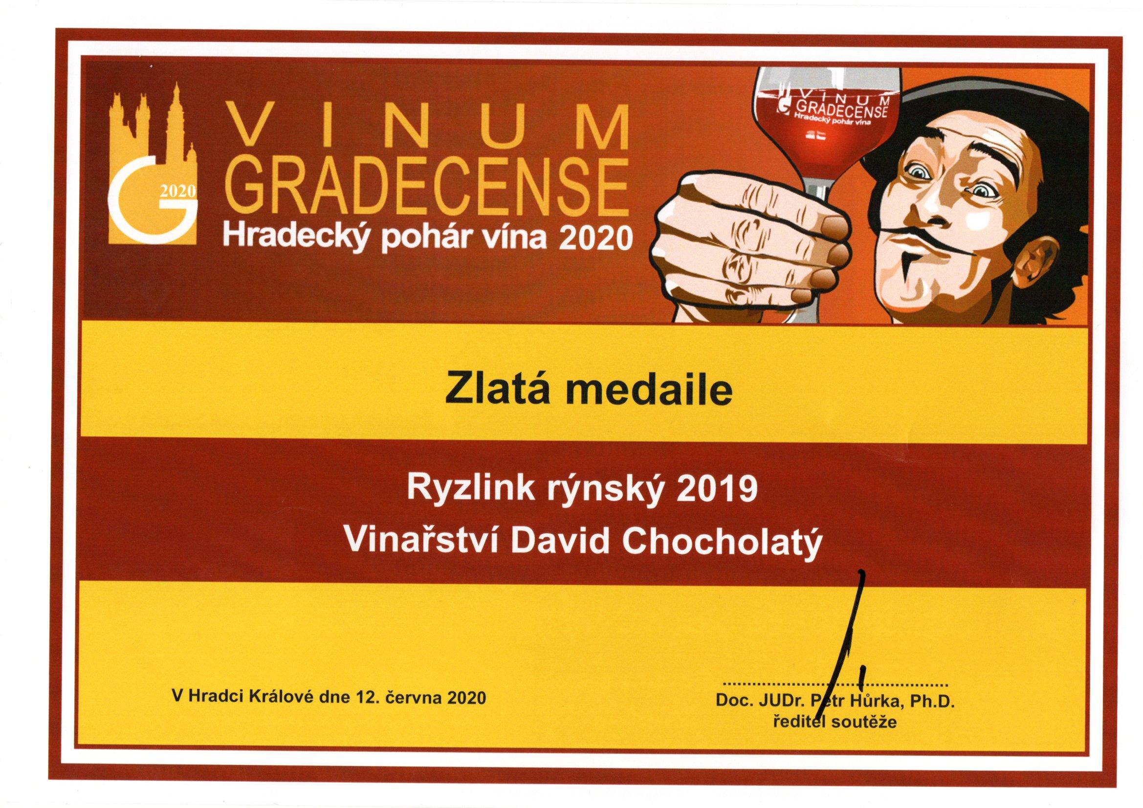 Diplomy Hradecký pohár