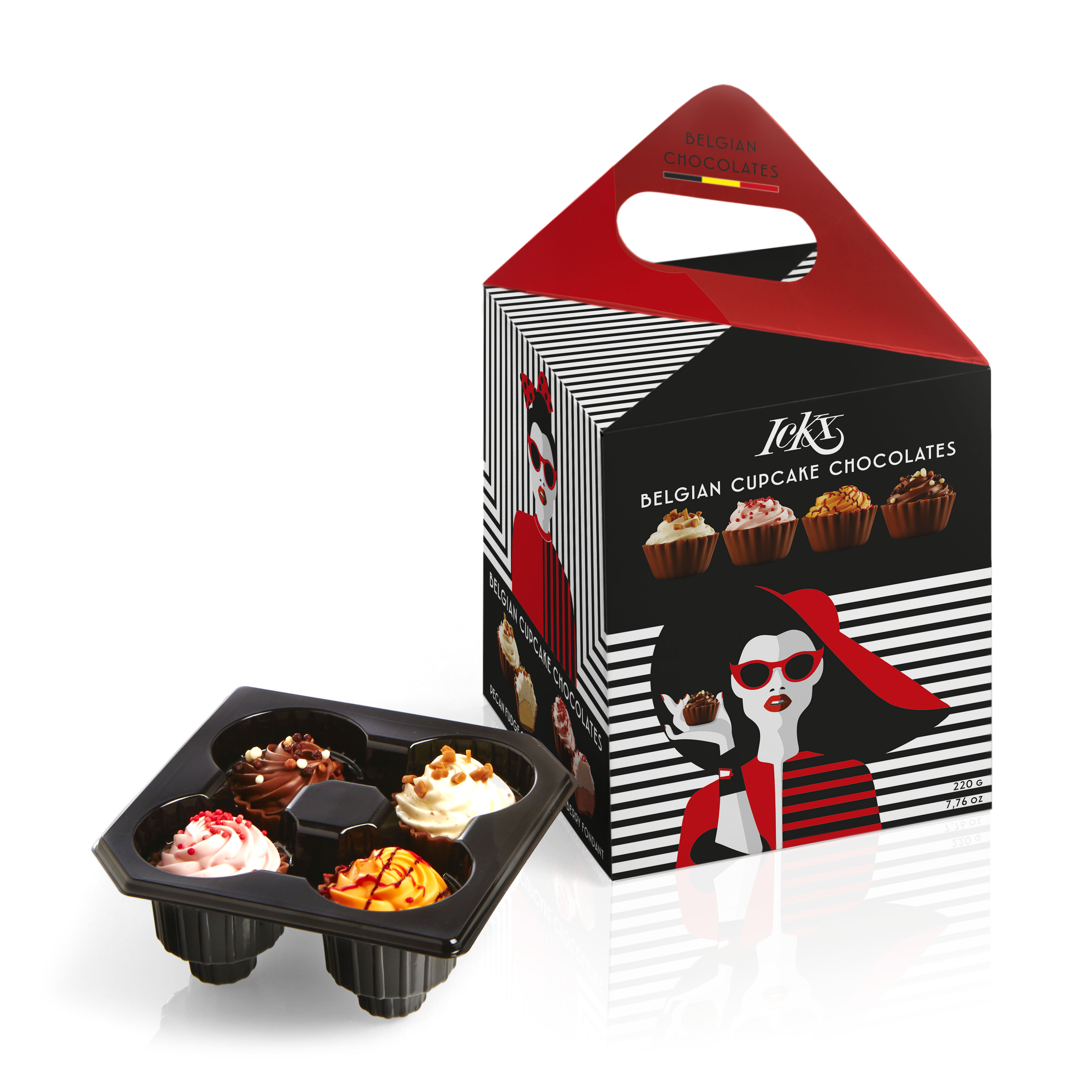 ICKX Cupcake