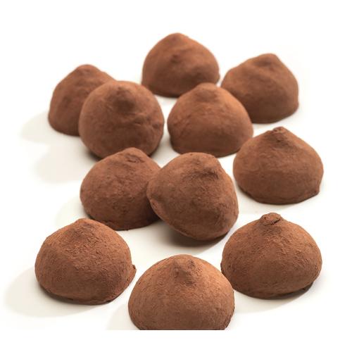 kakaové a čokoládové lanýže