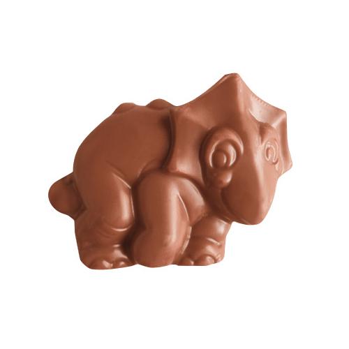 Tyčinky, figurky, plátky, cukrovinky a ostatní produkty z belgické čokolády.