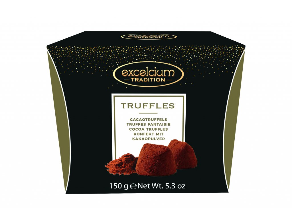 Belgické lanýže Hamlet -Excelcium kakaové, 150 gr