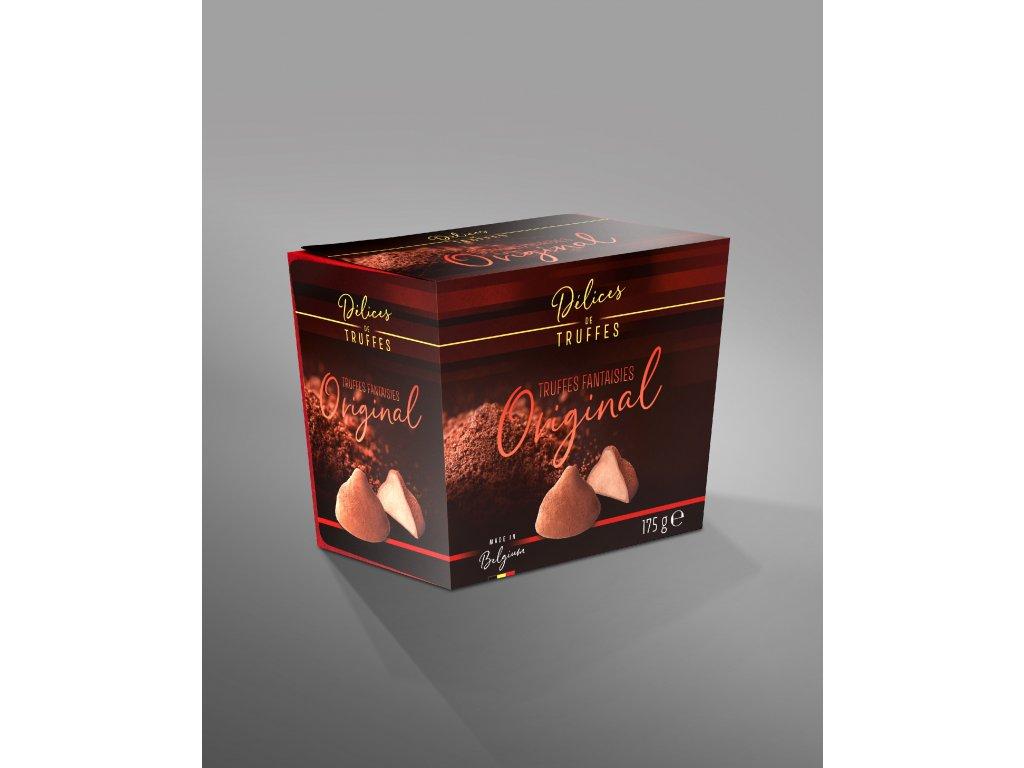 Belgické lanýže Délices -Original, 175 gr