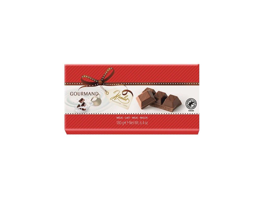 Tabulková čokoláda Hamlet- mléčná, 180 gr