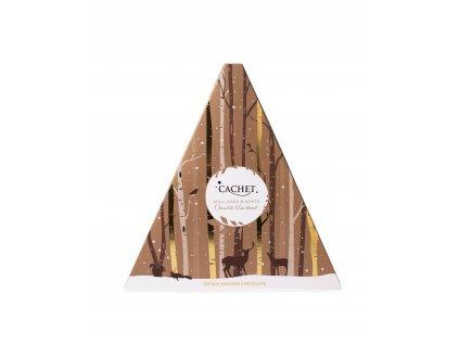 Belgické pralinky Cachet -směs Triangl, 195 gr