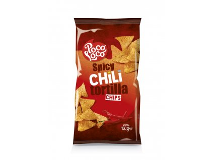 Nachos chips chilli 450 gr