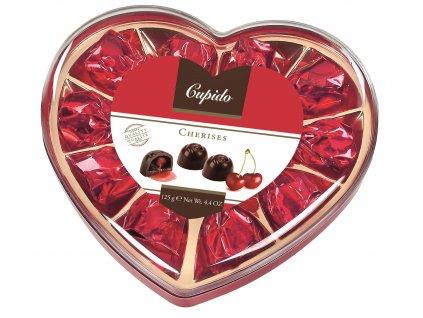 Hamlet Gift box- Srdce & Višně, 125 gr