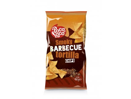 Nachos chips barbecue 450 gr