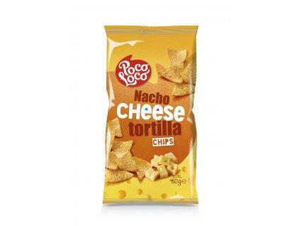 Nachos chips sýrové 450 gr