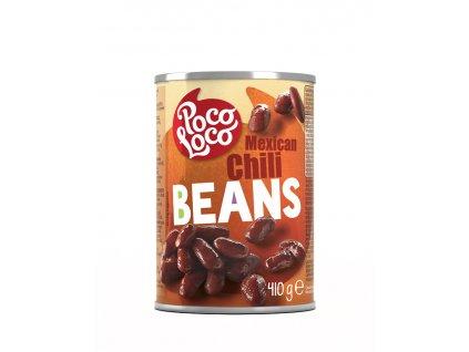 Chilli červené mexické fazole 410 gr