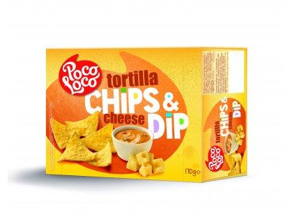 Poco Loco snackbox cheese