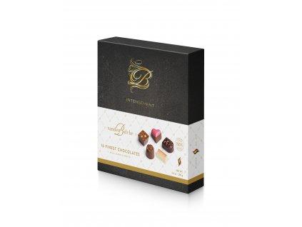 Belgické pralinky Vandenbulcke -směs Luxury Box, 180 gr