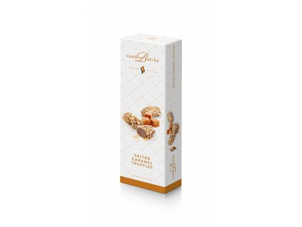Čokoládové lanýže Vandenbulcke -Slaný karamel, 50 gr